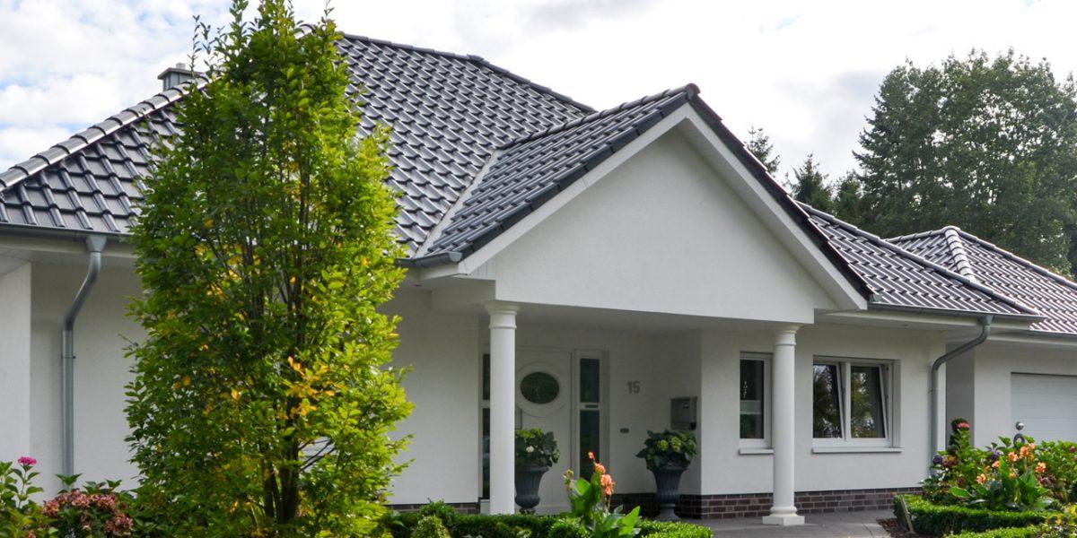 Ro-Ge Bau erstellte daus Haus schüsselfertig