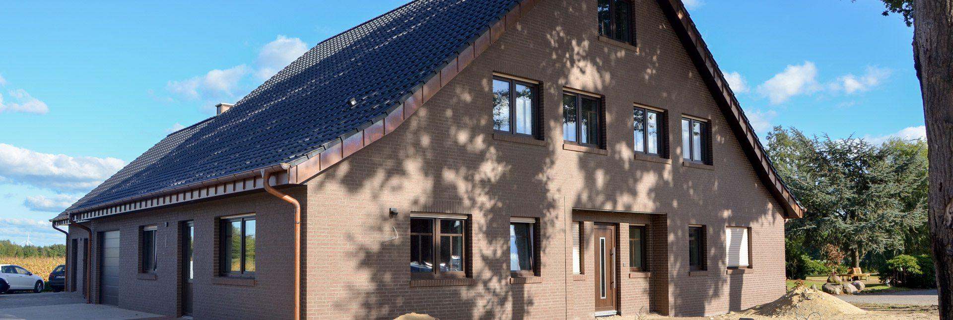Das Hofhaus wurde von Ro-Ge Bau grundlegend energetisch saniert